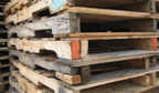 #2 48x40 Used 4-way Pallet